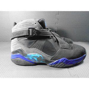 Mens Sz 13 Air Jordan 8.0 Aqua
